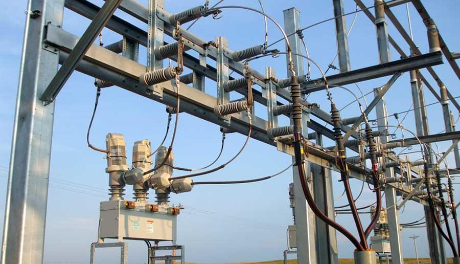 Substation design west plains engineering for Substation design